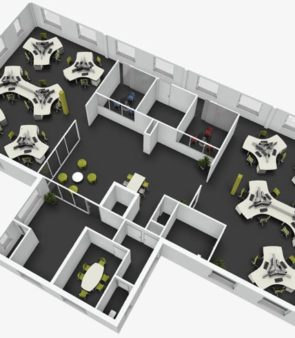 Office Design & Interior Fit Out